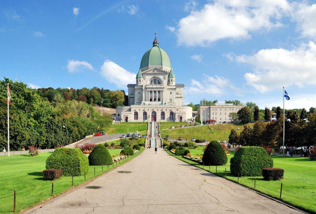 Montreal oratoire saint joseph